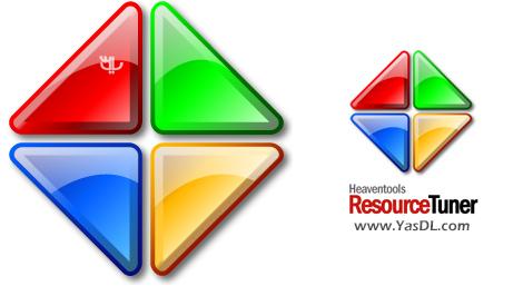 دانلود Heaventools Resource Tuner 2.10 - تغییر در رابط بصری برنامه های ویندوز