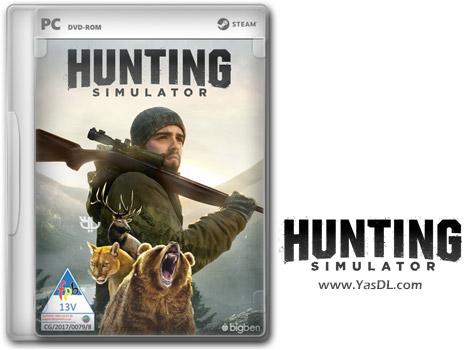 دانلود بازی Hunting Simulator برای PC