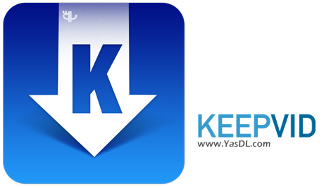 دانلود KeepVid Pro 6.3.2.0 - نرم افزار قوی برای دریافت ویدیوهای آنلاین