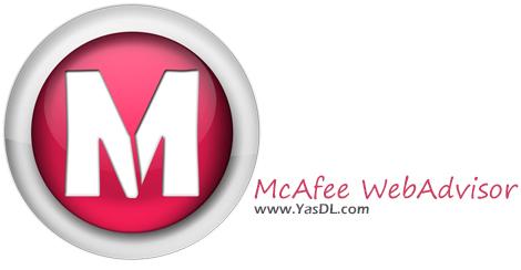 دانلود McAfee WebAdvisor 4.0.6.149 - نرم افزار تامین امنیت وبگردی