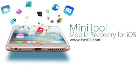 دانلود MiniTool Mobile Recovery for iOS 1.4.0.1 - بازیابی اطلاعات آیفون و آیپد
