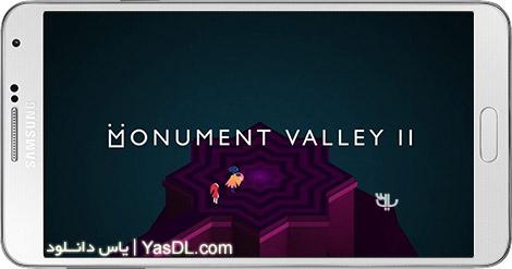 دانلود بازی Monument Valley 2 1.0.2 - دره تاریخی برای اندروید