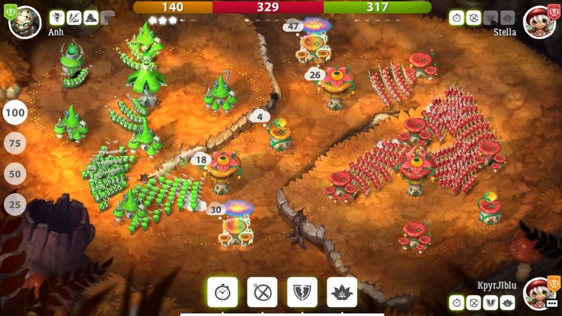 Mushroom Wars 2 3.13.1 For Android + Data