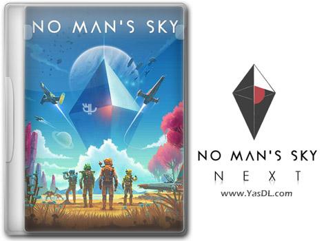 دانلود بازی No Mans Sky NEXT برای PC