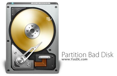 دانلود Partition Bad Disk 3.4.1 + Portable - جداسازی سکتورهای معیوب از هارد دیسک