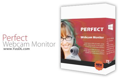 دانلود Perfect Webcam Monitor 3.9 - تبدیل کامپیوتر به دوربین امنیتی