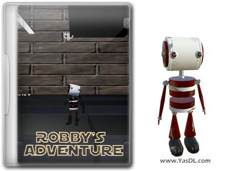دانلود بازی Robbys Adventure برای PC