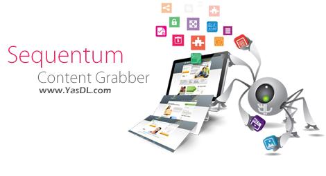 دانلود Sequentum Content Grabber 2.34.1 Premium - استخراج اطلاعات وب سایت های اینترنتی