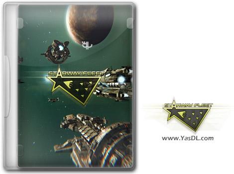 دانلود بازی Starway Fleet برای PC
