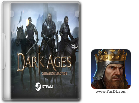 دانلود بازی Strategy and Tactics Dark Ages برای PC