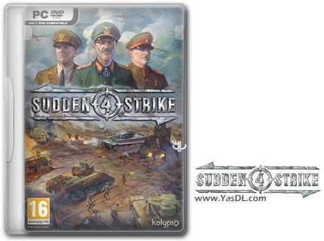 دانلود بازی Sudden Strike 4 برای PC