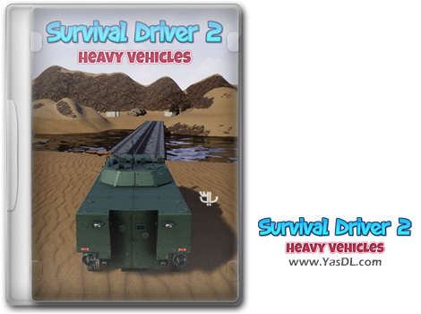 دانلود بازی Survival Driver 2 Heavy Vehicles برای PC