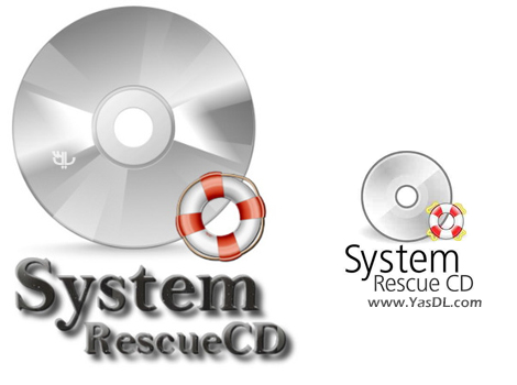 SystemRescueCd 6.1.6 Boot Disk Data Recovery And Partitions