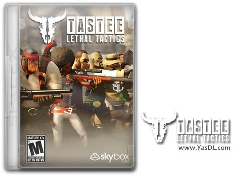 دانلود بازی TASTEE Lethal Tactics Map Jurassic Narc برای PC
