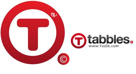 دانلود Tabbles Home Edition 4.1.10 - نرم افزار تگ گذاری بر روی فایل ها و فولدرها