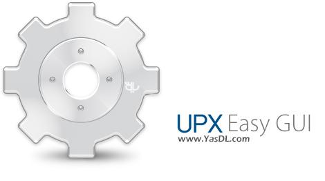 دانلود UPX Easy GUI 2.0 - نرم افزار کاهش حجم فایل های اجرایی