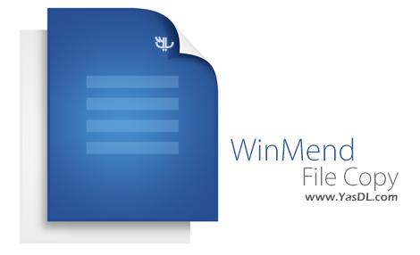 دانلود WinMend File Copy 2.4.0 - افزایش سرعت کپی فایل ها در ویندوز
