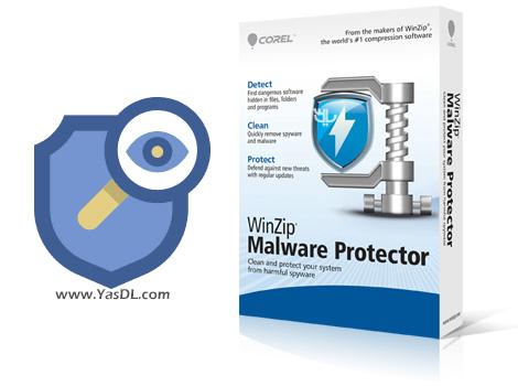 دانلود WinZip Malware Protector 2.1.1000.21743 - نرم افزار حفظ امنیت سیستم