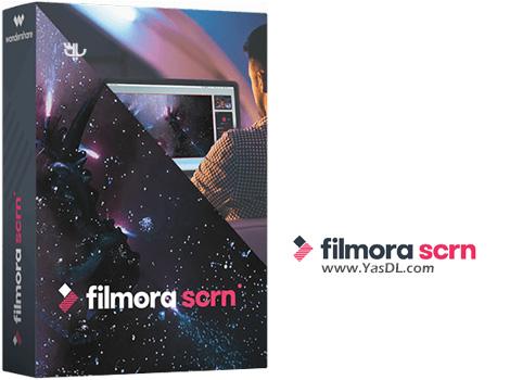 دانلود Wondershare Filmora Scrn 1.0.1 - فیلمبرداری از صفحه نمایش