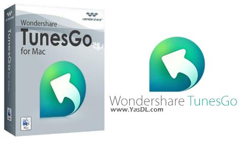 دانلود Wondershare TunesGo 9.5.2.0 - مدیریت دستگاه های iOS و اندروید