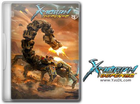 دانلود بازی X Morph Defense برای PC