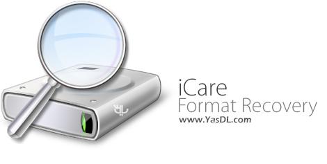 دانلود iCare Format Recovery Pro 6.0.0 + Portable - بازیابی اطلاعات فرمت شده
