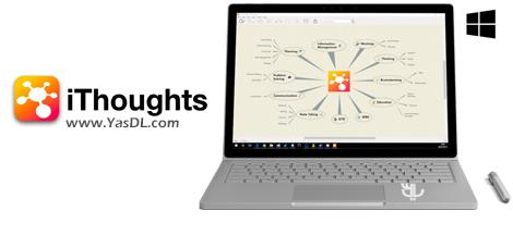 دانلود iThoughts 2.8.0.0 - نرم افزار ترسیم نقشه های ذهنی