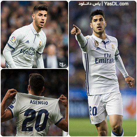 دانلود کلیپ بهترین گل های مارکو آسنسیو Marco Asensio Best Goals Ever