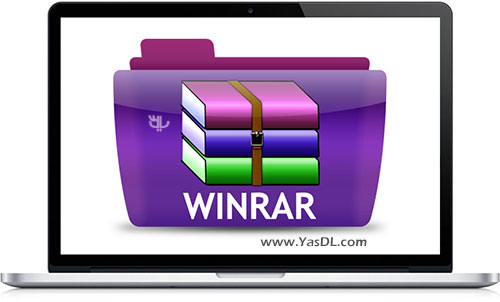 دانلود WinRAR نرم افزار فشرده سازی وینرر