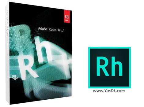 دانلود Adobe RoboHelp 2017 13.0.2 - نرم افزار ساخت فایل راهنما