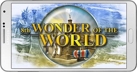 دانلود بازی Cultures 8th Wonder of the World 1.0 - عجایب هشتگانه جهان برای اندروید + دیتا