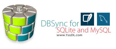 دانلود DMSoft DBSync for SQLite and MySQL 1.5.6 - همگام سازی پایگاه داده های MySQL و SQLite