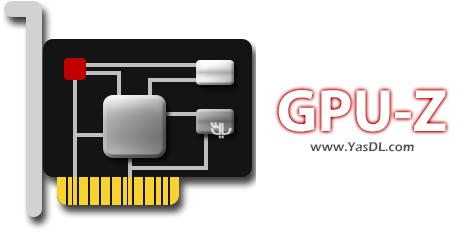 دانلود GPU-Z 2.4.0 / ASUS ROG Skin + Portable - نرم افزار نمایش اطلاعات کارت گرافیک