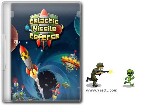 دانلود بازی Galactic Missile Defense برای PC