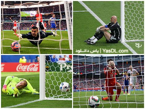 دانلود کلیپ اشتباهات دروازه بانان - بدترین و جالب ترین سوتی های دنیای فوتبال