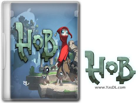 دانلود بازی Hob برای PC
