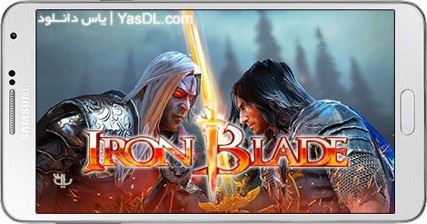 دانلود بازی Iron Blade Medieval Legends 1.1.0j - پادشاهان قرون وسطی برای اندروید + دیتا