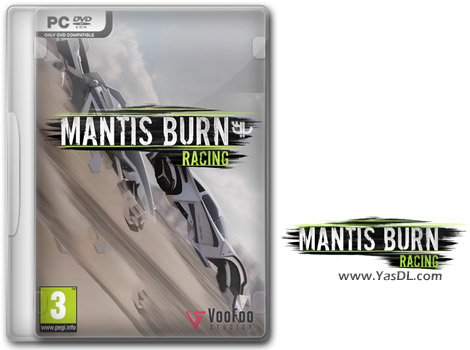 دانلود بازی Mantis Burn Racing Battle Cars برای PC