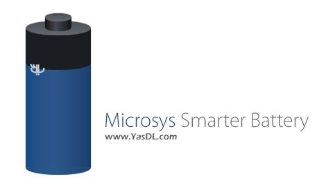 دانلود Microsys Smarter Battery 5.0 - نرم افزار نظارت بر باتری لپ تاپ