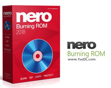 دانلود Nero Burning ROM 2018 نرم افزار نرو