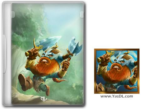 دانلود بازی Nine Worlds A Viking Saga برای PC