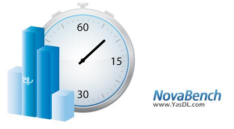 دانلود NovaBench 4.0.1 - آنالیز و بررسی سخت افزار کامپیوتر