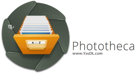 دانلود Lunarship Software Phototheca 2.8.0 Build 1972 - نرم افزار مدیریت تصاویر