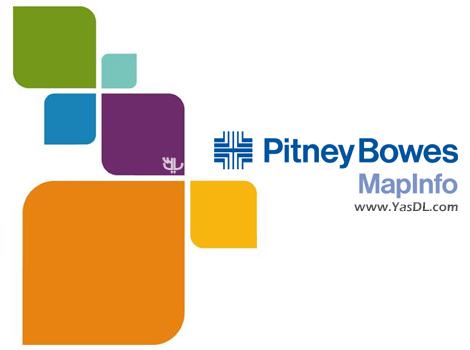 دانلود Pitney Bowes MapInfo Pro 16.0.2 Build 205 - نقشه برداری و تجزیه و تحلیل جغرافیایی