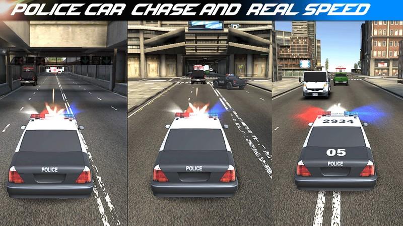 دانلود بازی پرندگان ماهیگیر با پول بی نهایت دانلود بازی Police Car Chase 1.1 شبیه سازی ماشین پلیس برای ...