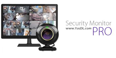 دانلود Security Monitor Pro 5.46 - نرم افزار مدیریت دوربین های مدار بسته