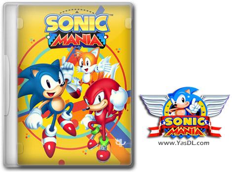 دانلود بازی Sonic Mania برای PC