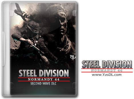 دانلود بازی Steel Division Normandy 44 Second Wave برای PC
