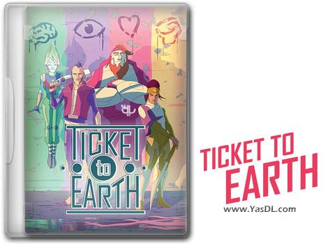 دانلود بازی Ticket to Earth Episode 2 برای PC