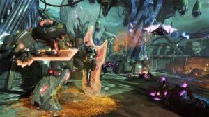Transformers Fall of Cybertron5 300x169 - دانلود بازی Transformers Fall of Cybertron برای PC